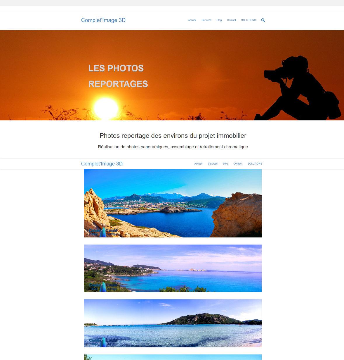page photos